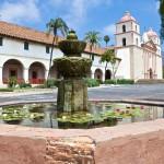 Die Mission von Santa Barbara