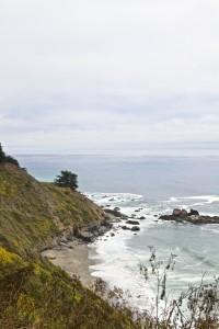 Küste an der Route No. 1