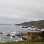 Und noch einmal ein Blick aufs Meer von der Route No. 1
