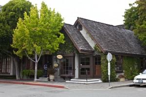 Ein Häuschen in Carmel