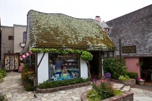 Ein Süßigkeitengeschäft in Carmel